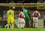 """Сенсация! БАТЭ выиграл в Лиге Европы у лондонского """"Арсенала"""""""