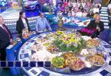 В эфире Первого канала показали, что происходит с едой на передаче «Поле чудес» (видео)