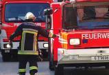 Женщина и 4 детей погибли во время пожара в Нюрнберге