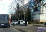 Жёсткое задержание в Кобрине попало на фото очевидца