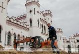 Около Br5 млн выделят на реставрацию Коссовского дворца