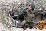 Офицер закрыл собой солдата, уронившего в окоп гранату в Печах