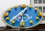Фотофакт: часы в Московском районе Бреста сменили дизайн