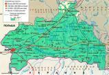 Границы Брестской области изменятся к концу года