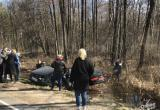 Авария на трассе Брест-Домачево (фото)