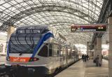 Меняется расписание международных поездов