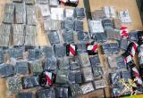 Рекордное количество экстази изъяли на белорусской границе (видео)