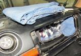 Брестчанин лишился машины из-за джинсов (видео)