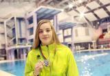 Брестчанка побила рекорд страны в плавании
