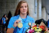 16-летняя брестчанка бьет рекорды Герасимени и хочет выиграть Олимпиаду в Токио