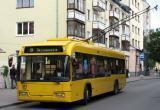 Троллейбусам запретили ездить по Орджоникидзе в Бресте