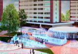 Каким будет фонтан на Советской и когда его включат?