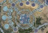 Парк тысячелетия с высоты птичьего полета (видео)