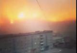 Пожар на границе России и Китая: 263 человека остались без жилья (видео)