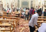 Взрывы на Шри-Ланке во время пасхальных служб унесли много жизней (видео)