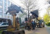 Деревянные скульптуры на бульваре Шевченко отреставрируют