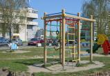 Четыре новых детских комплекса устанавливают в Бресте