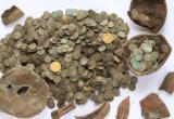Кабаны нашли клад в Словакии (фотоотчёт)