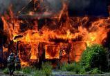 Пенсионер погиб на пожаре в Столинском районе