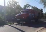 Пожар в Гершонах, Брест (видео)