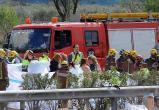25 человек пострадали в массовом ДТП в Испании