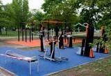 В парке Мира установили уличные тренажеры. Будут еще сюрпризы