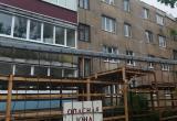 Капремонт в многоэтажке в Ляховичах: залило все квартиры на 4 этажах