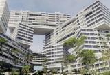 Необычный жилой комплекс в Сингапуре
