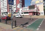 Брестчанка сбила велосипедистку на бульваре Космонавтов