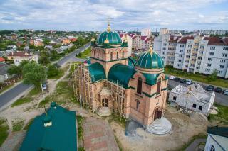 Свято-Троицкий Приход Брестской Епархии Белорусской Православной Церкви
