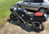 Погоня ГАИ за несовершеннолетним мотоциклистом попала на видео