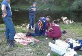 В Брестской крепости в реке обнаружен труп