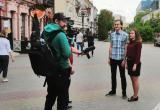 В Бресте проходят съёмки программы НТВ «Поедем, поедим!»