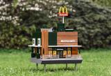 """Пчелиный улей - самый маленький """"ресторан"""" МакДональдс"""