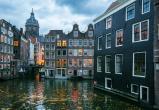 Слишком много туристов: в Амстердаме появится налог на кровать