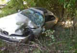 16-летняя девушка на БМВ устроила аварию под Столином