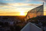 Брест: весеннее видео с квадрокоптера