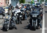 Украинские байкеры (Harley-Davidson) приехали в Брест