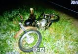 Мотоцикл и скутер с бесправниками столкнулись под Ружанами