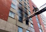 В Минске в здании БГУ горел кабинет