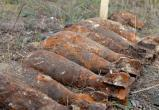Склад боеприпасов нашли в Пинске