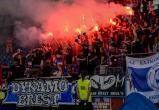 «Динамо-Брест» оштрафовали за поведение болельщиков