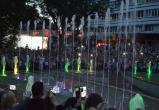 Открытие фонтана в Бресте. (Фото)