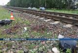 Мальчику оторвало ноги поездом в Шклове