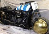 Диего Марадона получил Harley Davidson в подарок от ФК «Динамо-Брест»