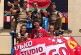 Брестчане выступили в финале чемпионата мира по танцам World of Dance