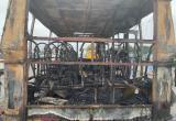 В Киеве взорвалась маршрутка