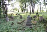 Дети-вандалы зверски разгромили католическое кладбище в Лиде