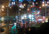 Машина скорой помощи загорелась в Бресте