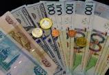 Белорусский рубль резко упал к российскому